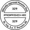 Officially approved Porsche Club 329
